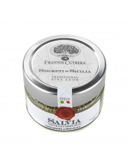 Salvia essiccata naturalmente 30 gr