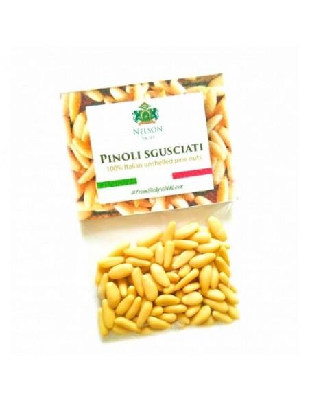 Pinoli 100% Italiani raccolta 2019 in busta 50 gr