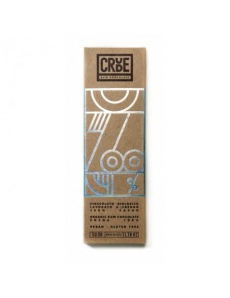 Crude cioccolato biologico 100% 50 gr