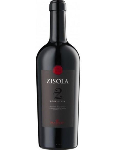 Zisola Doppiozeta Noto Rosso DOC 2013 75 cl 14,5%