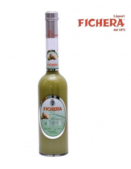Liquore Crema di pistacchio 17% 1 lt