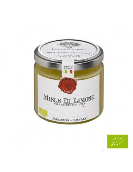 Miele di limone biologico 250 gr