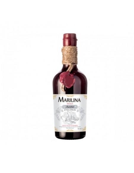 Aceto di Nero D'Avola Biologico Marilina 50 cl