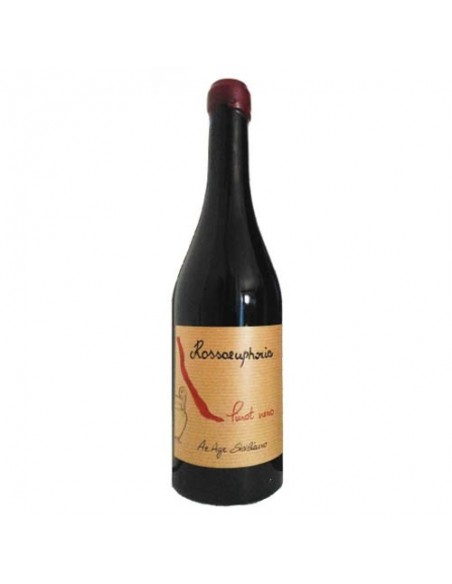 Rossoeuphoria Pinot Nero IGP Az. Agr. Siciliano 2015 13% 75 cl