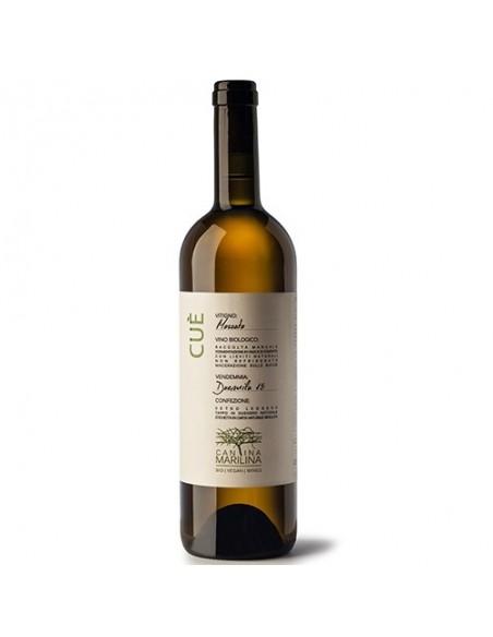 Cuè Moscato Bianco secco Biologico 2016 Marilina 13,5% 75 cl