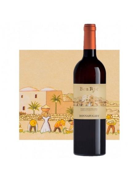 Ben Ryè Passito di Pantelleria DOC 14,5%  375 ml