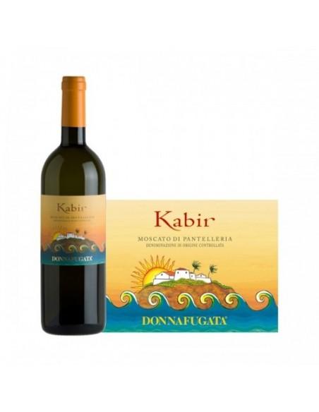 Kabir Moscato di Pantelleria 2016 DOC Donnafugata 11,5% 375 ml