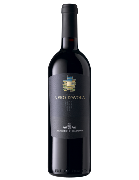 Nero D'Avola Schietto Principi di Spadafora 2012 IGP 14% 75 cl