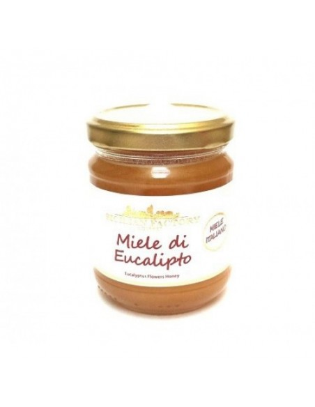 Miele di eucalipto Sicilian Factory 250 gr