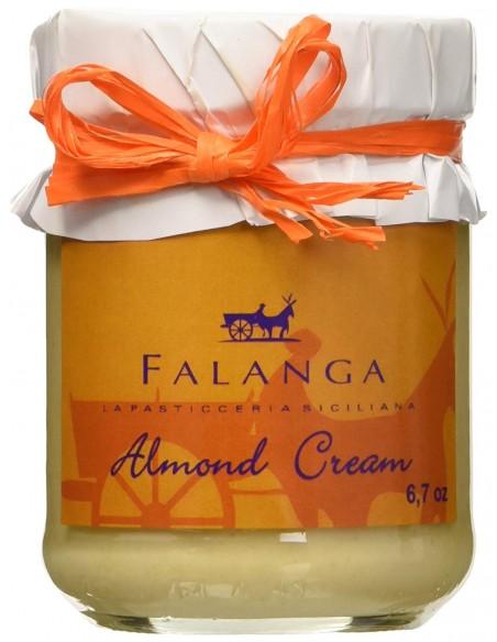 crema di mandorle Falanga 190 gr
