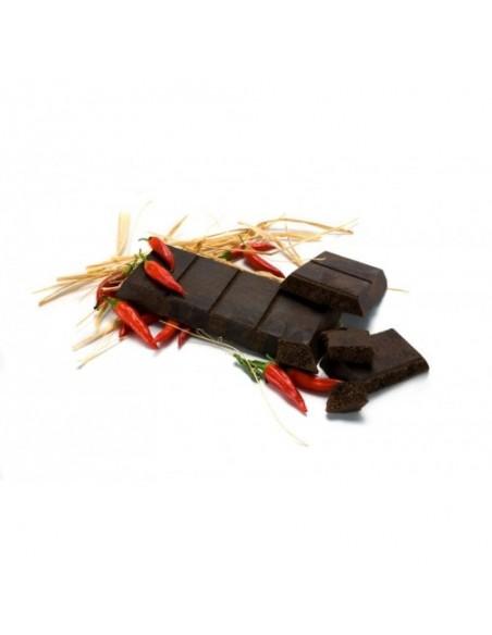 Cioccolato di Modica al peperoncino biologico 60 gr