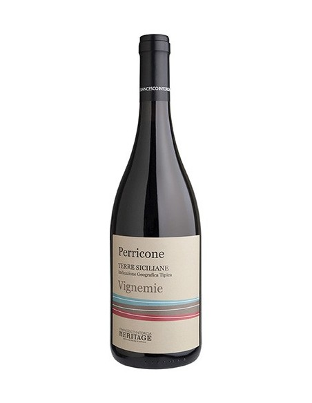 Vignemie Heritage Perricone IGT Terre Siciliane 13,5% 75 cl