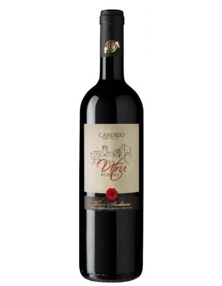 Utru 2013 IGP Nero d'Avola Cabernet Sauvignon 14% 75 cl