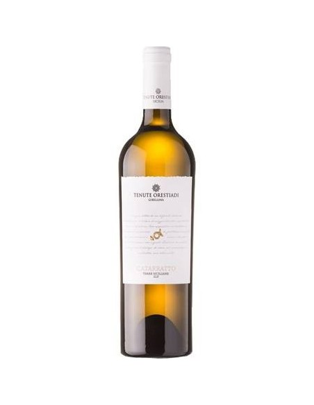 Catarratto Tenute Orestiadi 2016 IGP 12,5% 75 cl